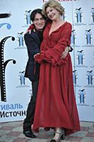 Эвклид Кюрдзидис, Анна Ардова. 2-й кинофестиваль «