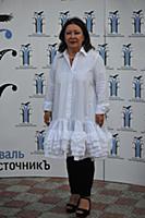 Наталья Иванова. 2-й кинофестиваль «Хрустальный Ис
