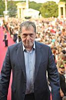Никита Высоцкий. 2-й кинофестиваль «Хрустальный Ис
