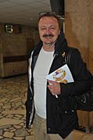 Владимир Шевельков. Юбилейный вечер Сергея Новожил