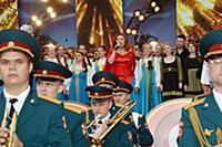 Анастасия Спиридонова. Фестиваль «Русское поле». М