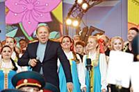 Владимир Девятов. Фестиваль «Русское поле». Музей-