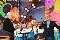 Павел Овсянников, Владимир Девятов. Фестиваль «Рус