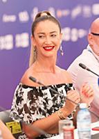 Ольга Бузова. Пресс-конференция, посвященная откры