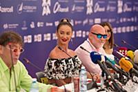 Ольга Бузова, Сергей Кожевников. Пресс-конференция