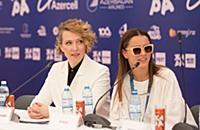 Яна Чурикова, Zivert. Пресс-конференция, посвященн