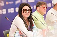 Лолита Милявская, Григорий Лепс. Пресс-конференция