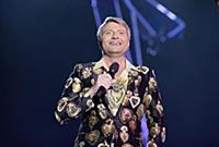Николай Басков. Открытие Международного музыкально