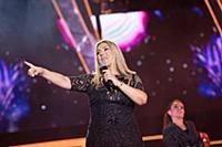 Зульфия Ханбабаева. Открытие Международного музыка