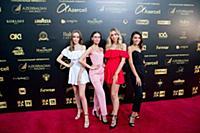 Группа  «Cosmos Girls». Международный музыкальный
