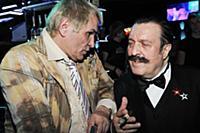 Бари Алибасов, Вилли Токарев.