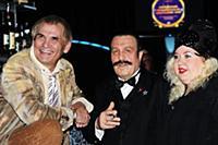 Бари Алибасов, Вилли Токарев с супругой.