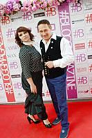Наталья Толстая с супругом. Toп-100 самых стильных