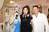 Гульнара Нижинская, Наталья Толстая с супругом. Де