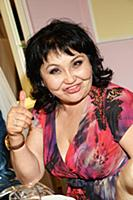 Клара Кузденбаева. День рождения актрисы Гульнары