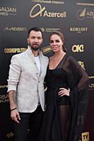 Денис Клявер с супругой. Международный музыкальный