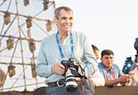Бари Алибасов. Международный музыкальный фестиваль