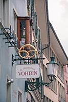 Цюрих, Швейцария. Только для редакционного использ