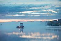 Волга, речной круиз, города России