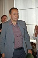Евгений Парамонов. Сбор труппы и открытие 97-го те