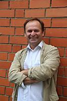 Российский актер Владимир Халтурин