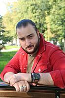 Певец Alex Simons (Алекс Симонс)