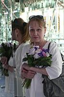 Ольга Блок-Миримская. Сбор труппы и открытие 34-го