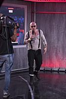 Дмитрий Нагиев. Съемки ТВ-программы «Голос». Павил
