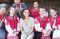 Полина Лазарева. Открытый кинофестиваль «Киношок».