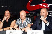 Пресс-конференция лейбла «Moscow City Records»