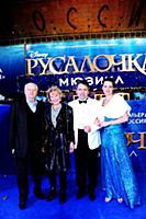Марк Захаров, Александра Захарова, Дмитрий Богачев