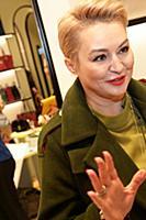 Катя Лель. Открытие бутика итальянского бренда «Cr