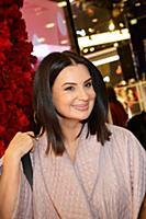 Екатерина Стриженова. Открытие бутика итальянского