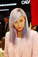 Лина Дембикова. Открытие бутика итальянского бренд