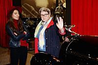 Анастасия Меськова, Анна Краснова. Посещение новог