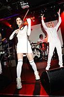 Группа «CL.EVER», Ксения Изиланова, Евгения Михайл