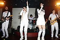 Группа «CL.EVER», Евгения Михайлова, Ксения Изилан