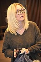 Мария Аниканова. Сбор труппы и открытие 64-го теат