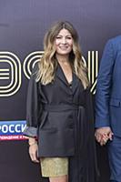 Жанна Бадоева. Торжественная церемония вручения те