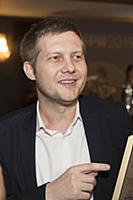 Борис Корчевников. Торжественная церемония вручени