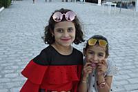 Тунис. На снимке: Дети.