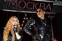 Съемки клипа Kevin McCoy на песню «Let's Dance»