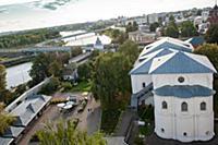 Ярославль, Спасо-Преображенский монастырь