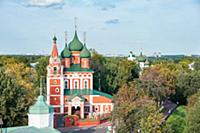 Ярославль, церковь Архангела Михаила