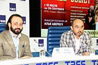 Пресс-конференция мастера спорта России Ильи Авербуха