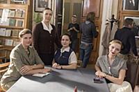 Съемки второго сезона сериала «Шифр»