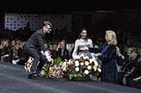 Валентин Юдашкин, Светлана Медведева. Неделя Моды