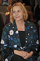 Анна Каменкова. Церемония вручения Театральной пре