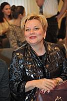 Ольга Соколова. Церемония вручения Театральной пре