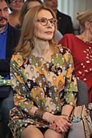 Ольга Гришова. Церемония вручения Театральной прем